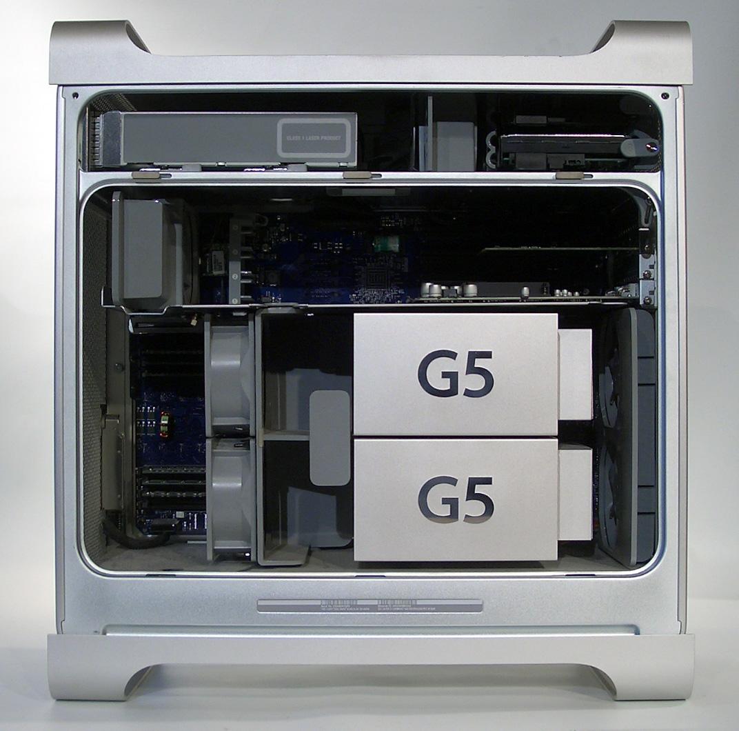 Putting a PowerMac G5 to good use - Julio Merino